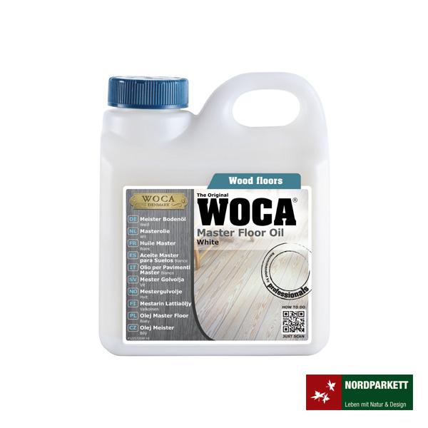 Woca Meisteröl Weiß 2,5 Ltr.
