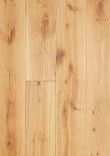 Massivholzdiele 20 x 180 mm Eiche Rustikal geölt