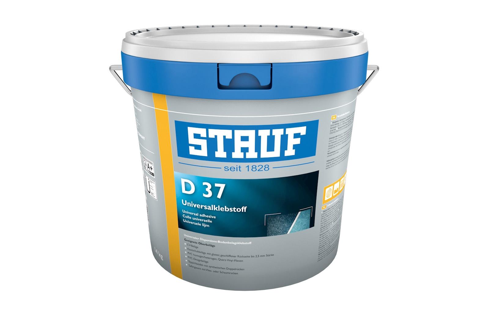 Stauf D 37 Premium Dispersions-Bodenbelags- und Kontaktklebstoff
