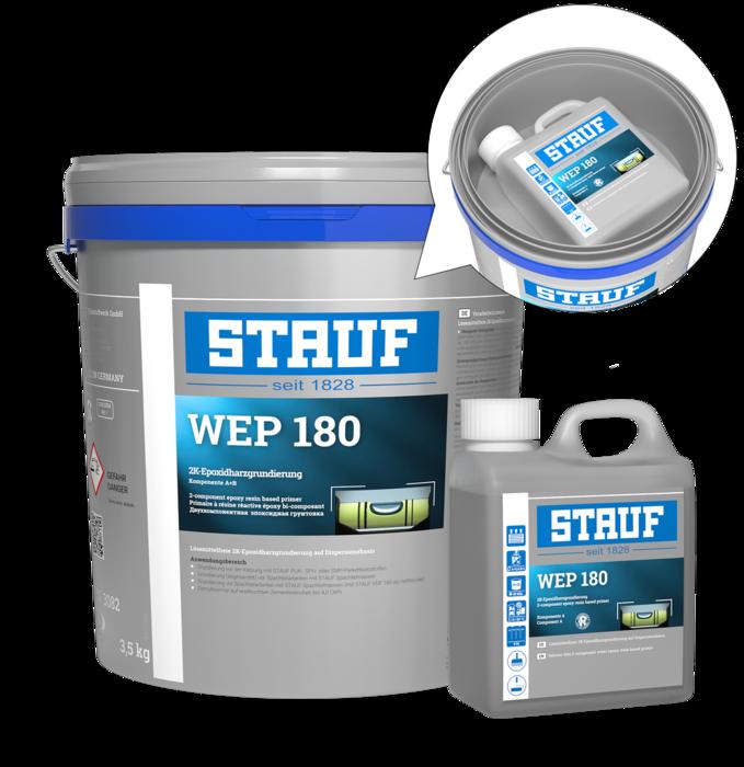 Stauf WEP 180 wässrige 2K- Epoxydharzgrundierung