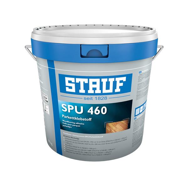 Stauf SPU-460 1-K Elastischer Parkettklebstoff  8 Kg oder 18 Kg
